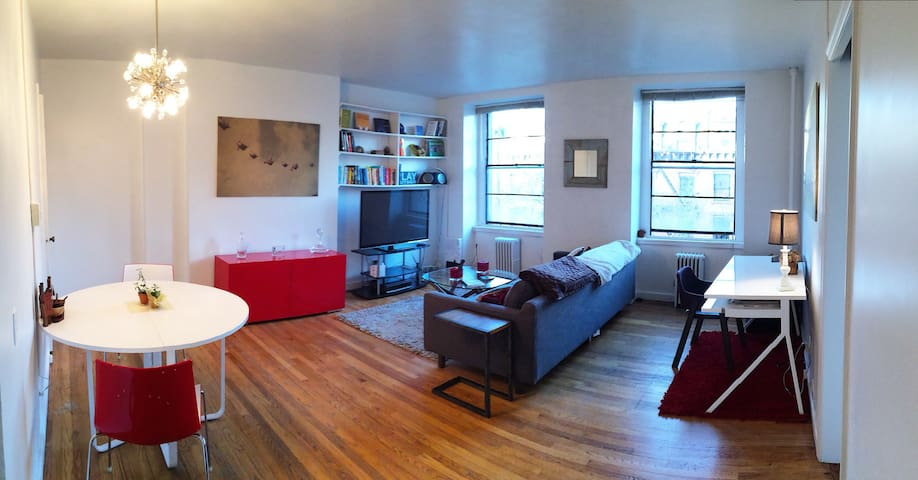 Sunny, Charming Brooklyn 1 Bedroom!