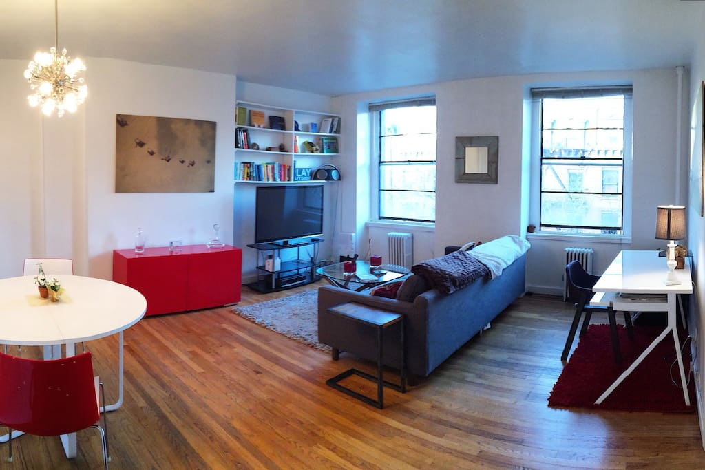Sunny Charming Brooklyn 1 Bedroom Apartments For Rent