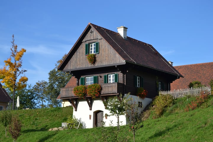 Ferienhaus Weingartenstöckl Knappenhof Gamlitz