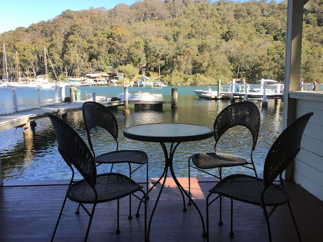 Bush and Bay Retreat on Pittwater