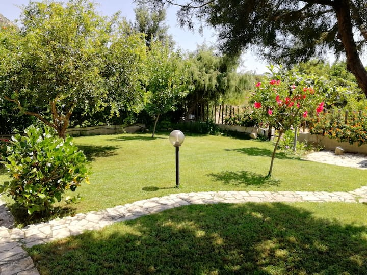 Sea holidays house in Villasimius WiFi & Clima