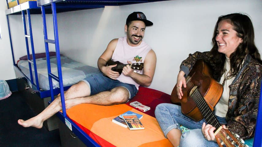 Dorm Bed In Friendly Hostel Community #12