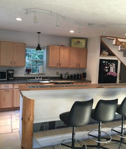 Great privacy & location near the river - Lakeland - Haus