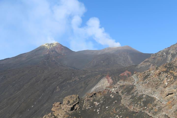Crateri sommitali Etna Sud