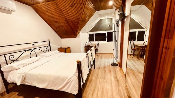 Due camere comunicanti per famiglie, Drinos Hotel