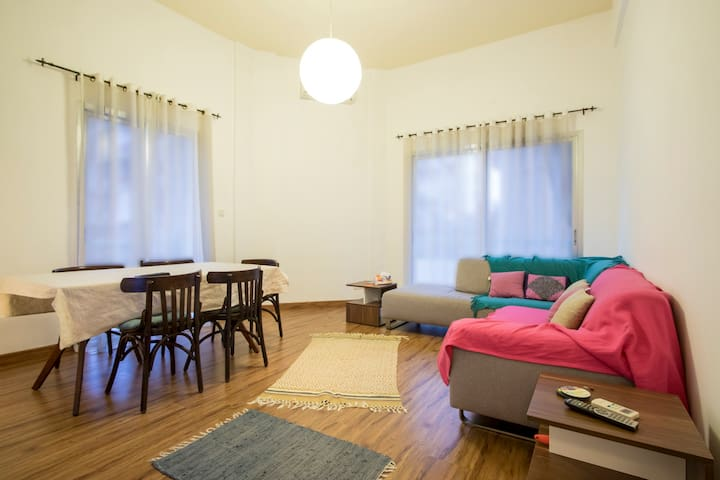 Sunny | Comfy | 2 BR | Minutes from Mar Mikhael
