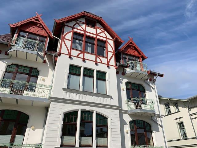 Villa Medici -70m zum Strand Wohnung 9