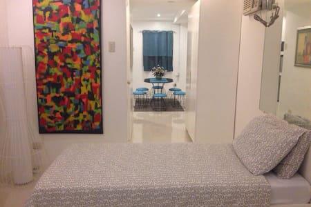 1 bedroom w/ view of Mt Mayon (201) - Daraga - Apartamento