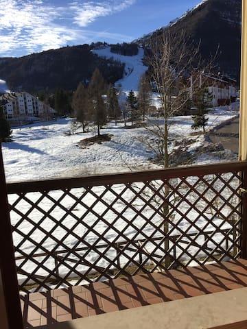 Appartamento con ottima vista panoramica