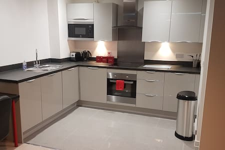 New Modern Apartment Cardiff Bay! - Cardiff