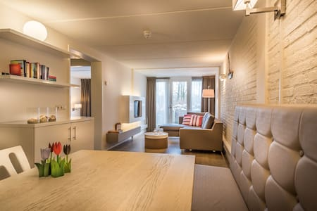 6p. Appartement op Schiermonnikoog. - Schiermonnikoog