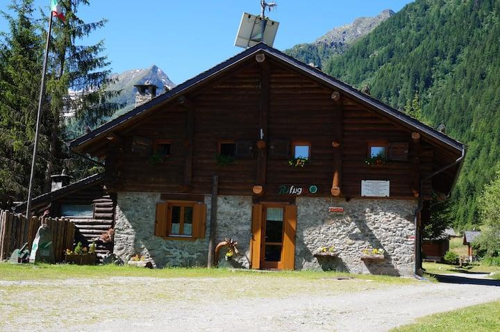 Rifugio Alpini Campovecchio