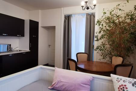 Lovely 2 Bedroom Apt. at the Heart of Montreux !