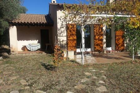 Maison provençal avec piscine - La Farlède