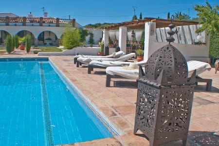 Cool B&B in gorgeous real Spain - room TAROS - Villanueva del Rosario
