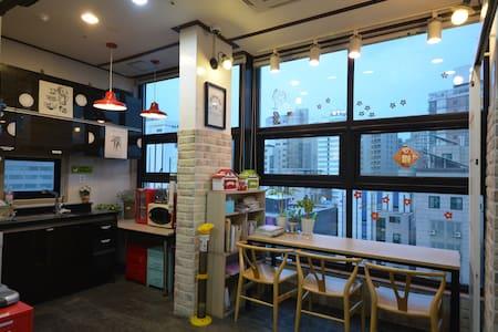 Sinchon/Hongdae - Private Single room A303 - Pensió