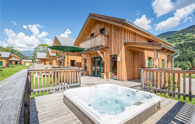 Holiday cottage with 3 bedrooms on 43m² in St.Georgen am Kreischb.