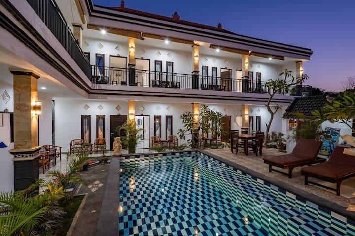 Nusa Sentana Lembongan Bali - Superior Room