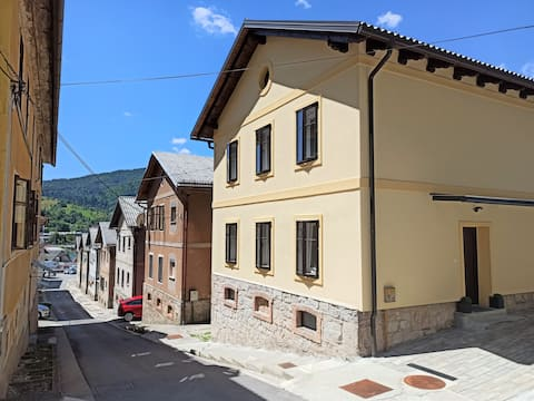 House Šlabnik - Miner's house UNESCO