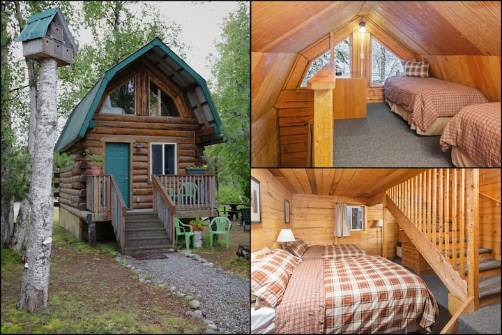 Sockeye Cabin - Comfortable retreat in nature.