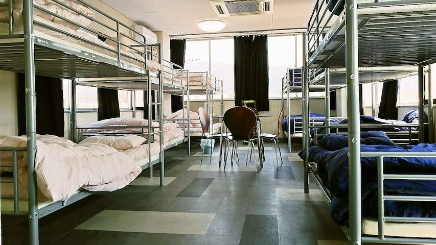 the modest price 507Mixed dorm. Heian Shrine.