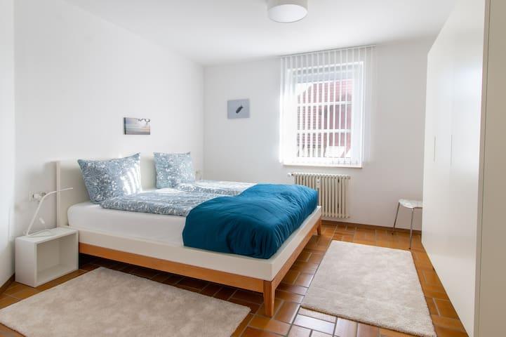 Schlafzimmer 2 - Gemütliches 180*200cm Bett