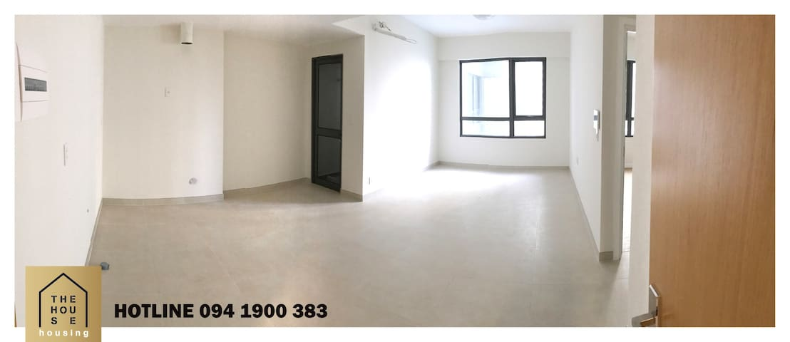 Căn hộ 1PN-T3A801 Masteri - Ho-Chi-Minh-Stadt - Wohnung