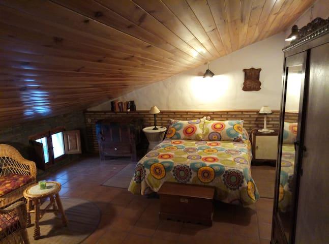 Casa Rural, pueblo tranquilo en un Entorno Natural - Pedroso de Acim - House