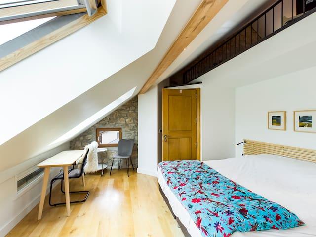 Chambre 2 à 4 personnes - Centre village d'Autrans