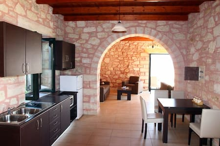 Eagle stone cottage II - Rethimnon - Appartement