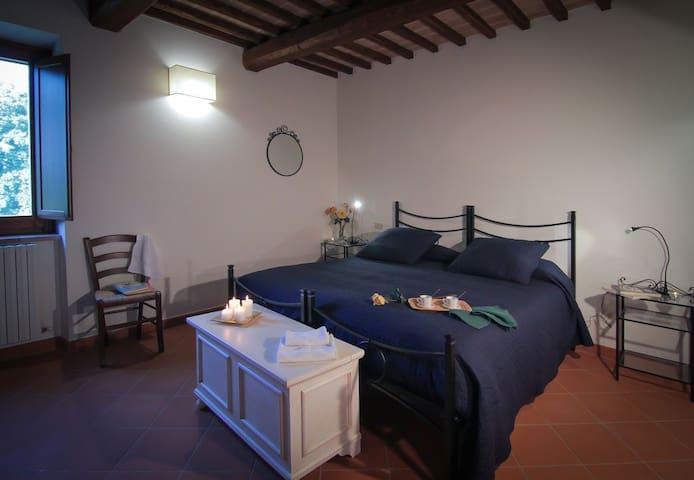 """Hosteria di Villalba - Appartamento """"Riccio"""" - Allerona - Lodge immerso nella natura"""