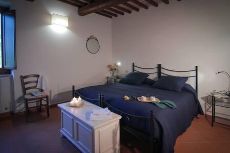 """Hosteria di Villalba - Appartamento """"Riccio"""" - Allerona - Szállás a természetben"""