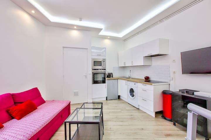 MASQ- Superbe appartement Marais/ Bastille