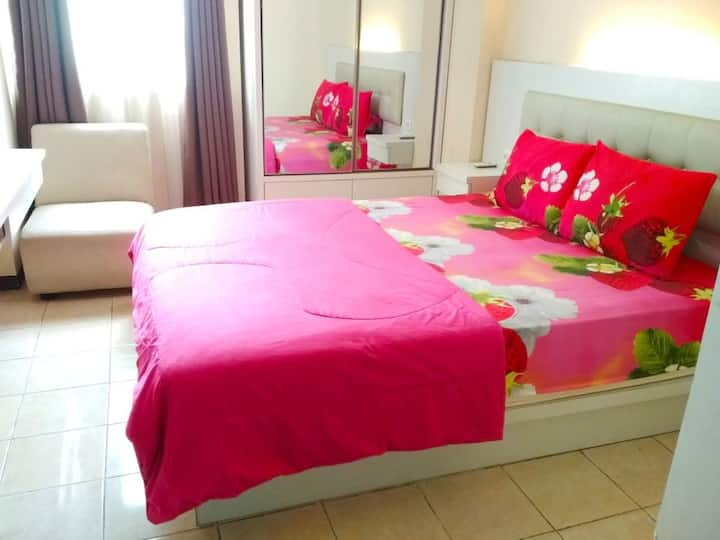 Two Bedroom Std at The Suites Metro by Faris Prop