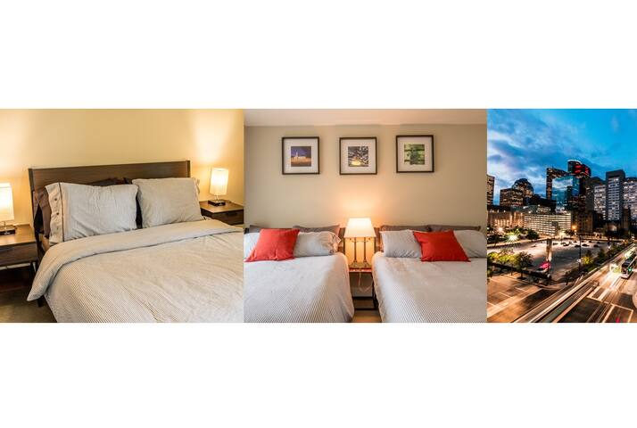Luxury two bedroom condo sleeps 11 comfortably
