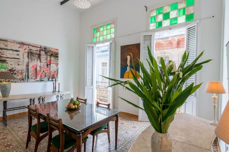 Spacious Colonial Flat@Old Havana
