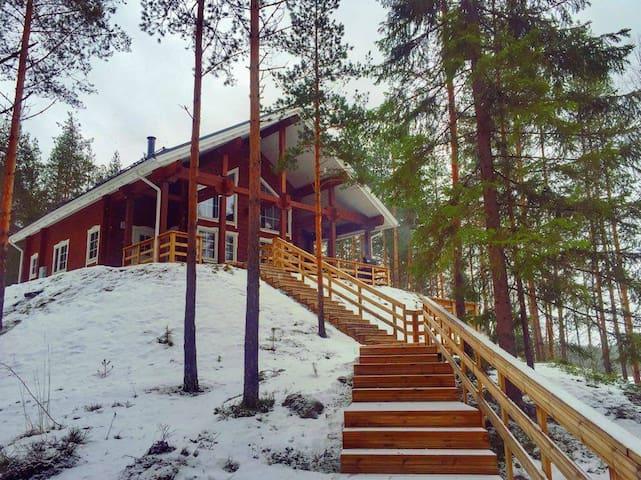 Suomi Retreat - Ruokolahti - Talo