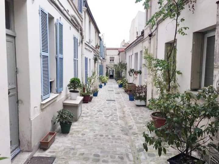 Privé Studio Maisonnette en plein coeur de Paris !
