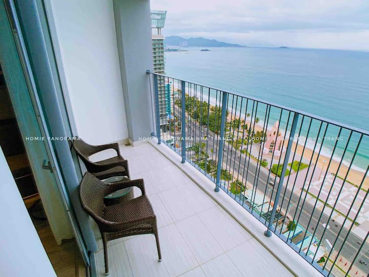 Panorama Ocean View, City Central, Free Pool & Gym
