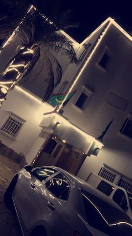 Hôtel en plein centre ville ( Ilot C)