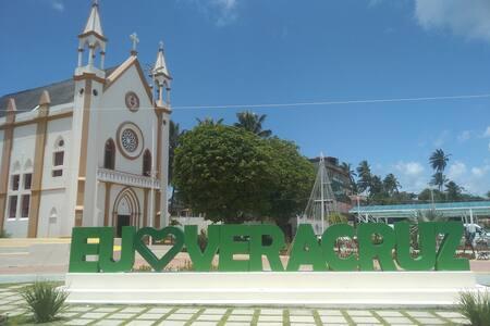 Quarto prox. praia Mar Grande, Ilha de Itaparica