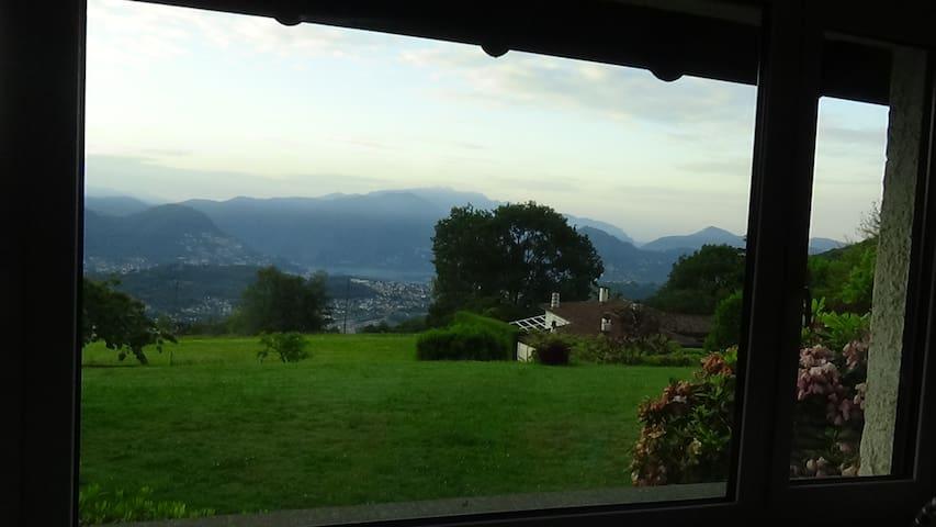 Casa di vacanza in Ticino - Alto Malcantone