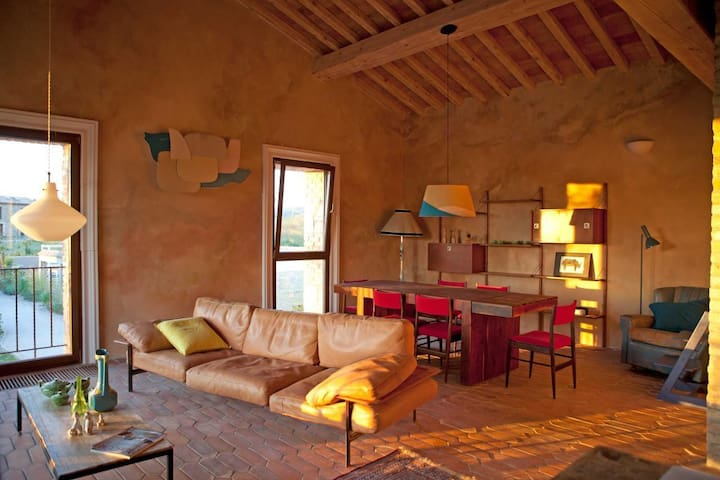 TUSCANY FOREVER RESIDENCE VILLA II L'ALLEGRIA FIRST FLOOR APARTMENT