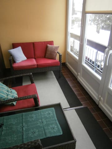 Apartment in Austrian spa town (Carinthia)