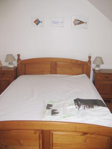 Appartement confortable proche plage et centre - Granville - Apartemen