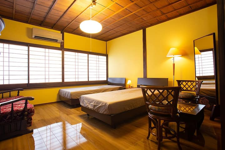 Traditional House 1-4people(15㎡ BED)/Sta 7 min