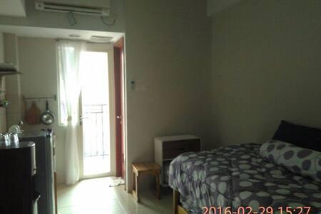 Apartment Margonda Residence 4 Depok - Near UI - Pancoran MAS