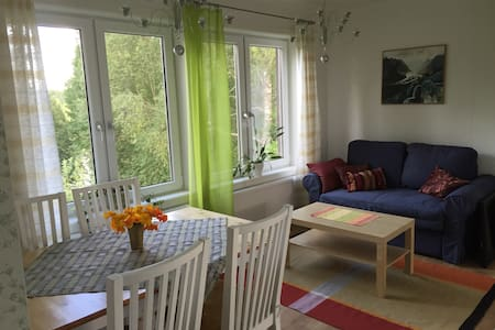 Cozy living by the river - Wohnung