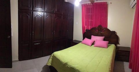 Alojamiento súper confortable en La Vega, Rep. Dom