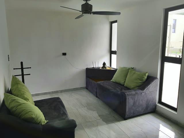 Departamento en residencial Montecristo